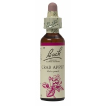 Bach Flower Remedy Crab Apple 20ml
