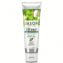 Jason Simply Strengthening Toothpaste Coconut Mint 119g