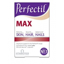 Vitabiotics Perfectil Max 56 Tablets + 28 Capsuels