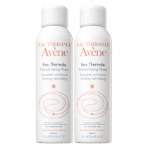 Avene Thermal Spring Water Duo Pack X2 150ml Bundle