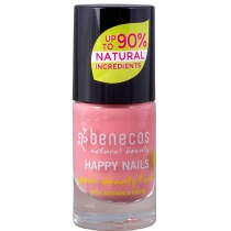 Benecos Happy Nails Nail Polishe Bubble Gum 5ml