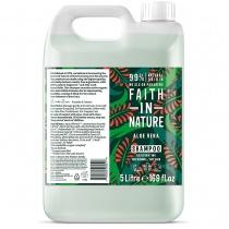 Faith in Nature Aloe Vera Shampoo 5000ml