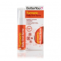 BetterYou Turmeric Daily Oral Spray 25ml