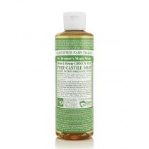 Dr.Bronner's Castille Green Tea Liquid Soap 236ml