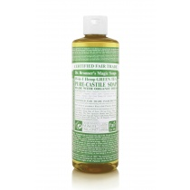 Dr.Bronner's Castille Green Tea Liquid Soap 472ml