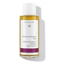 Dr.Hauschka Lemon Lemongrass Vitalising Bath Essence 100ml