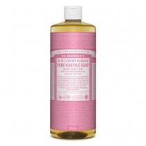Dr.Bronner's Cherry Blossom Pure Castile Liquid Soap 945ml