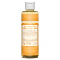 Dr.Bronner's Castille Citrus Liquid Soap 236ml