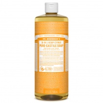 Dr.Bronner's Castille Citrus Organic Liquid Soap 946ml