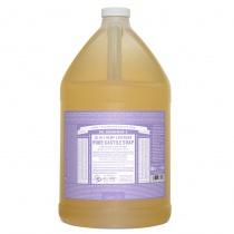 Dr.Bronner's Castille Lavender Organic Liquid Soap 3.78 litres