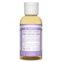 Dr.Bronner's Castille Lavender Liquid Soap 59ml