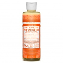 Dr.Bronner's Castille Tea Tree Liquid Soap 236ml
