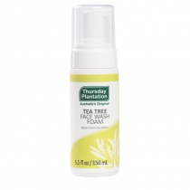 Thursday Plantation Tea Tree Face Wash Foam 150ml