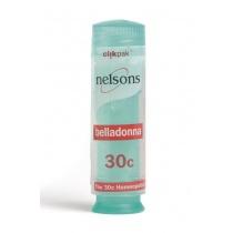 Nelsons Belladonna 30c ClikPak 84 tablets