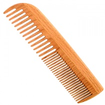 Forsters Fine Tooth hair Comb, Beech Wood, Medium