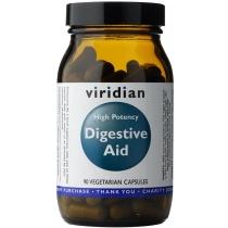Viridian High Potency Digestive Aid Veg Caps 90caps