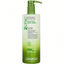 Giovanni 2chic Avocado & Olive Oil Ultra-Moist Body Wash 310ml