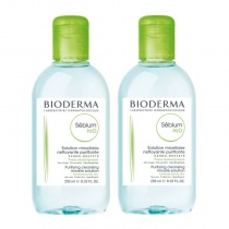 Bioderma Sebium H20 2 x 250ml Special Offer Pack