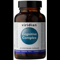 Viridian Cognitive Complex Veg Caps 60caps