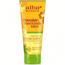 Alba Botanica Hawaiian Cocoa Butter Hand & Body Lotion 200ml