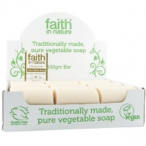 Faith in Nature Fragrance Free Seaweed Soap 18 x 100g