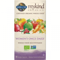 Garden Of Life Mykind Organics Women's Once Daily 30tabs