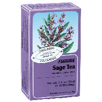 Floradix Sage Organic Herbal Tea 15 filterbags
