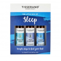 Tisserand Little Box Of Sleep 3 x 9ml Rollerballs