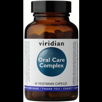 Viridian Oral Care Complex Veg Caps 60caps