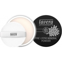 Lavera Trend Fine Loose Mineral Powder - Transparent 8g