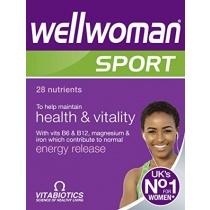 Vitabiotics Wellwoman Sport & Fitness 30 Tablets