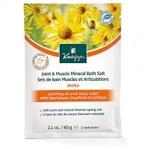 Kneipp Arnica Joint & Muscle Mineral Bath Salt Sachet 60g