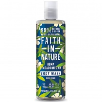 Faith in Nature Hemp & Meadowfoam Body Wash 400ml