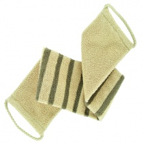 Forsters Massage Strap Striped Organic Linen & Cotton
