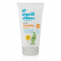 Green People Children's Sun Lotion Scent Free SPF30 150ml