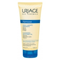 URIAGE XÉMOSE CLEANSING SOOTHING OIL  CLEANSING OIL FOR SHOWER AND BATH 200ml