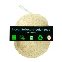 incognito® Luxury Organic Loofah Soap 50g