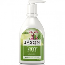 Jason Natural Body Wash Moisturising Herbs 887ml