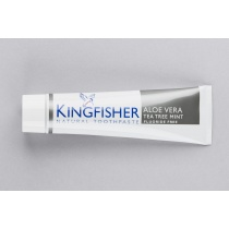 Kingfisher Aloe Vera, Tea Tree and Mint Toothpaste 100ml