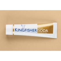 Kingfisher Baking Soda Toothpaste 100ml