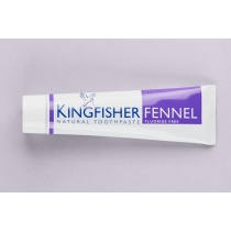 Kingfisher Fennel Fluoride Free Toothpaste 100ml