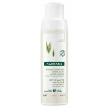 Klorane Dry Shampoo with Oat Milk - Non Aerosol 50g