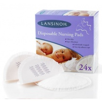 Lansinoh Disposable Nursing Pads 24 pack