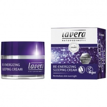 Lavera Re-energising Sleeping Cream 50ml