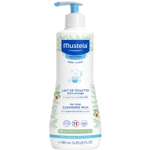 Mustela No Rinse Cleansing Milk 500ml