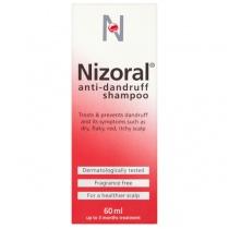 Nizoral Dandruff Shampoo - 60 ml