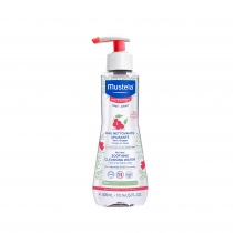 Mustela No-Rinse Soothing Cleansing Water Face and Diaper Area 300ml
