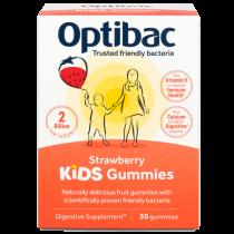 OptiBac Probiotics Kids Gummies 30 Gummies