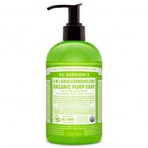 Dr.Bronner's Organic Shikakai Lemongrass Lime Hand Soap 356ml