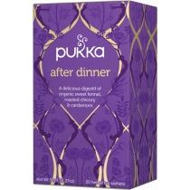 Pukka After Dinner Herbal Tea x 20 Bags